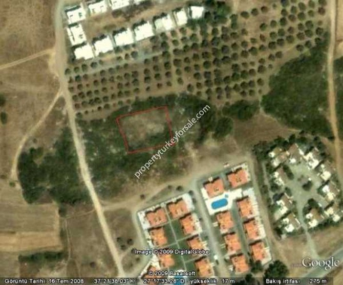 Land for Sale in Akbuk Only 700metres from Beach