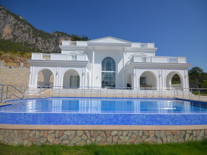 Grandiose Luxury Villas in Dalaman Area