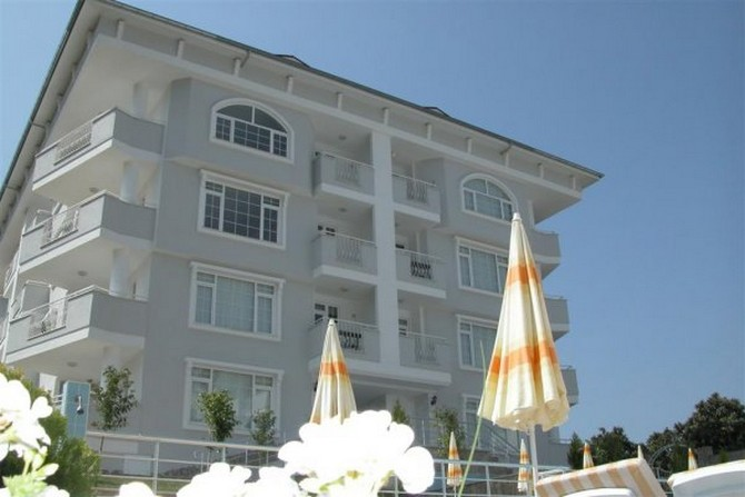 Attractive Alanya Apartment Mountain Views 2 Bedrooms 