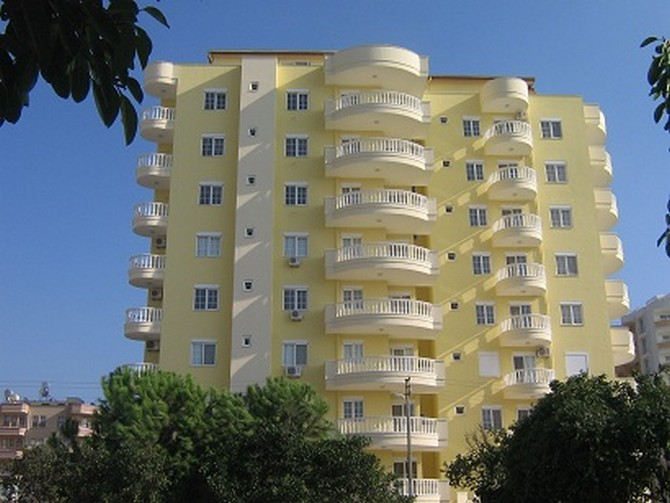Alanya Apartment Near Amenities 2 Bedrooms
