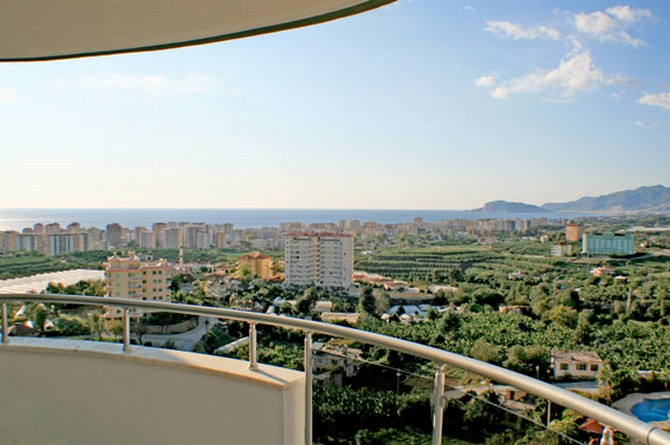 SeaView Alanya Apartment Large Garden 2 Bedrooms