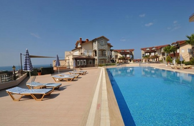 Spacious alanya apartments sea views 2 bedrooms for Apartment design guide part 2
