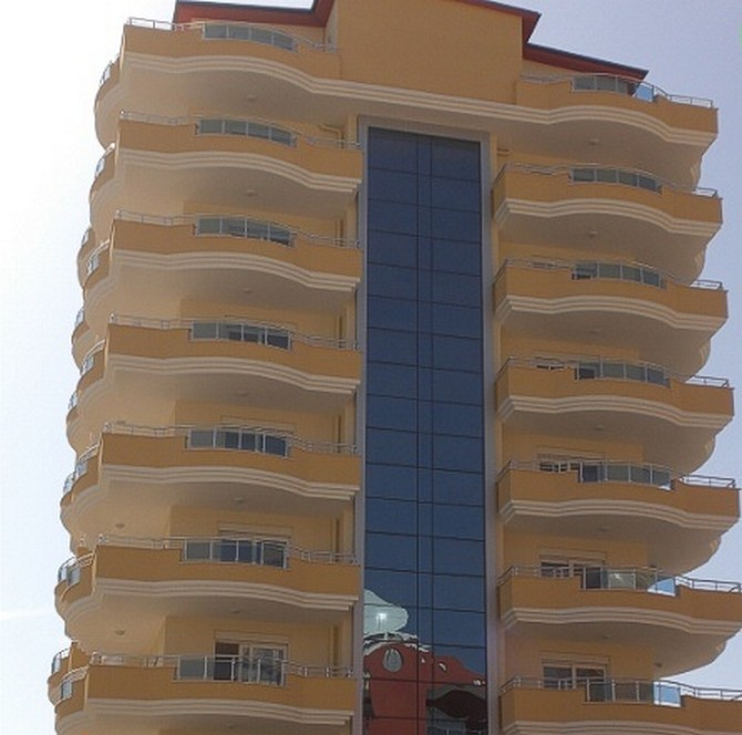 Alanya Sea View Apartments