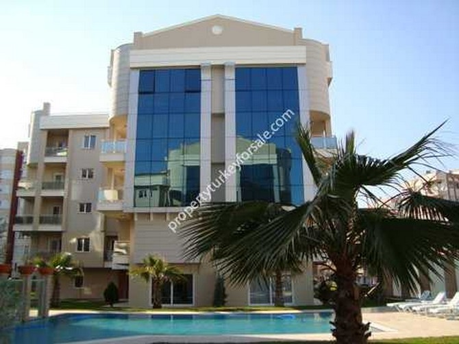 Apartments for sale in Antalya Konyaalti Beach area
