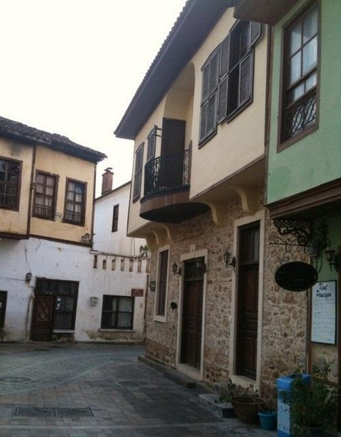 Authentic antalya city boutique hotel 8 rooms for sale for Authentic boutique hotel