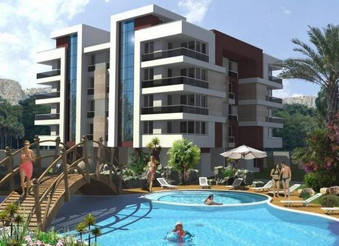 Konyaalti Antalya Apartments