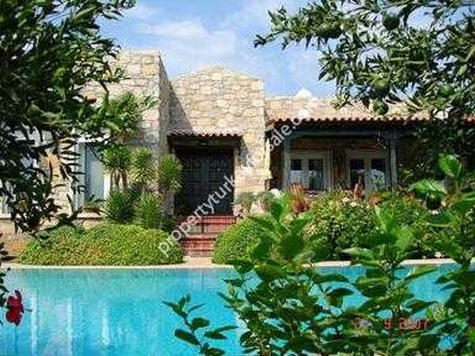 Stone House in Bitez with Private Pool 4 Bedrooms