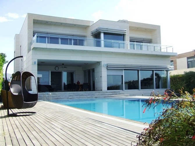 A Self Contained Slice of Heaven In Bitez Bodrum