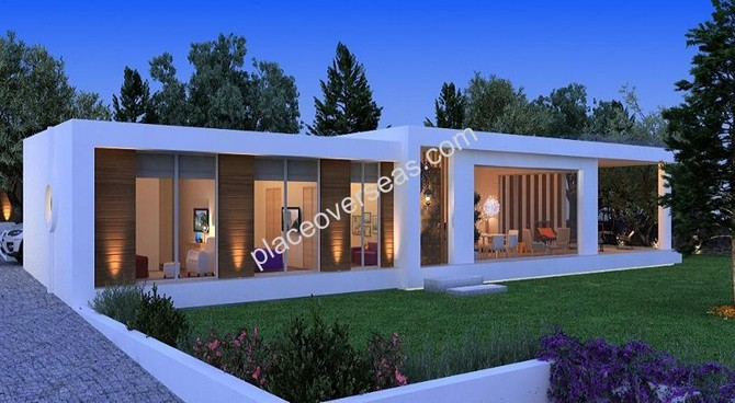 Spacious Villa in Bodrum Konacik Contemporary Design 3 Bedrooms
