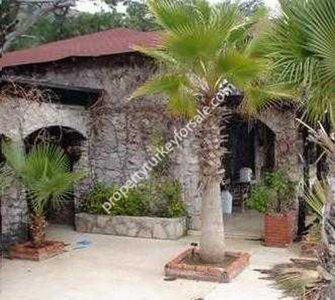 Marmaris Beachfront Villa
