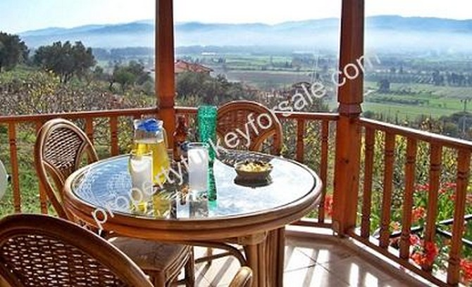 Marmaris Akyaka Villa with Excellent View