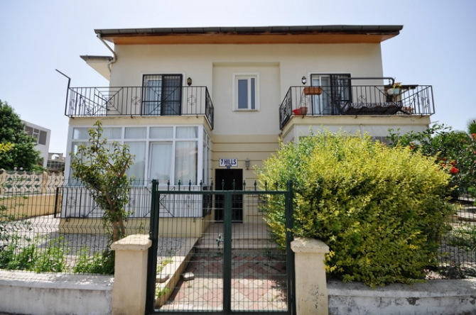 1 Bedroom Ground Floor Apartment in Calis For Sale