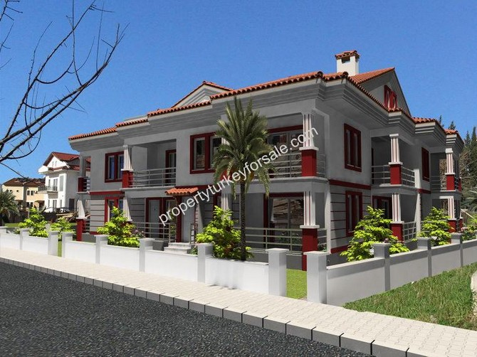Off Plan Calis Apartment Mountain Views 2 Bedrooms For Sale