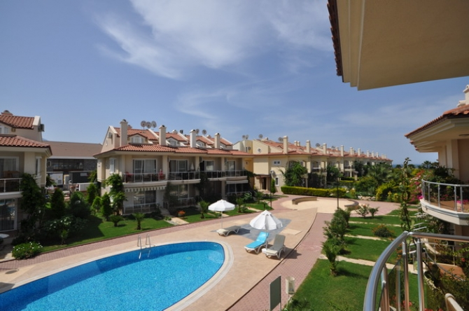 SOLD -Two Bedroom Apartment on Calis Beach