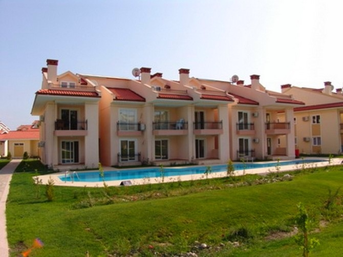 Super Priced Yaniklar Apartment on Luxury Complex