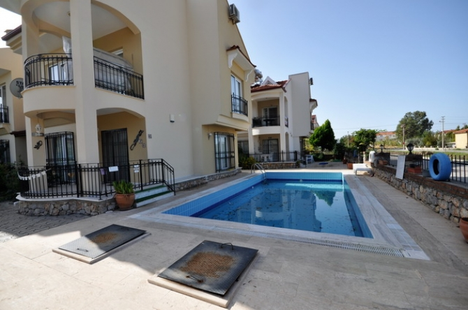 2 Bedroom Apartment Just a Few Minutes to The Calis Beach