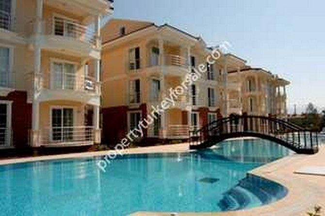 Spacious Fethiye Calis Beach Apartments Large Pool 2 Bedrooms