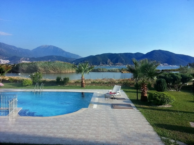 Spacious Apartment in Calis Fethiye