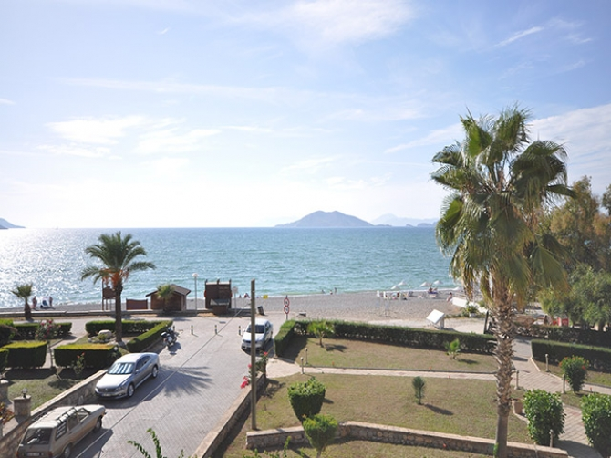 Sea View Apartment in Calis For Sale-SOLD