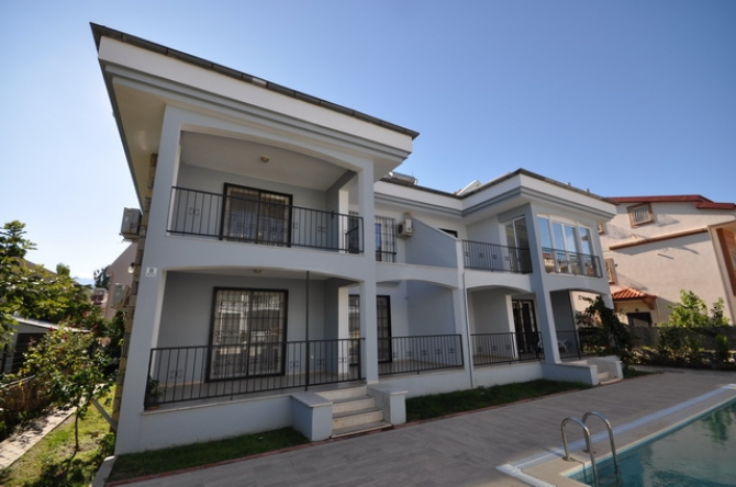 Great Price for Three Bedroom Apartment in Calis