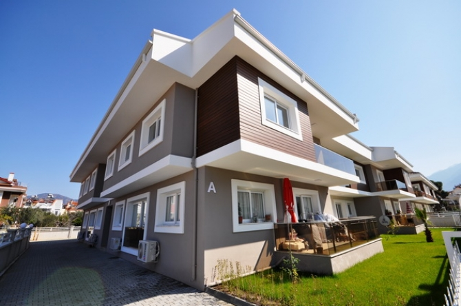 Brand New 4 Bedroom Apartment in Calis