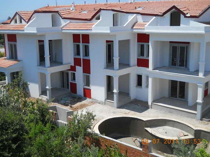 Calis Apartment Mountain Views 2 Bedrooms For Sale