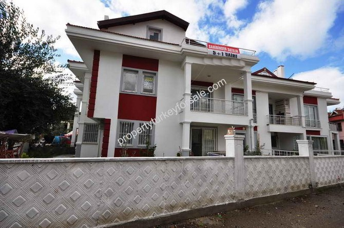 Calis Duplex Apartment with 5 Bedrooms