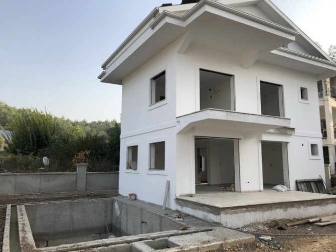 Four Bedroom Brand - New Calis Villa For Sale