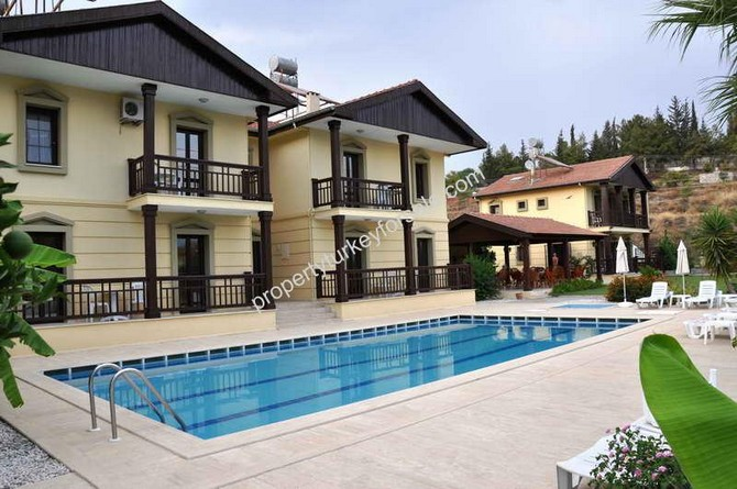 Calis Fethiye Commercial Investment Opportunity