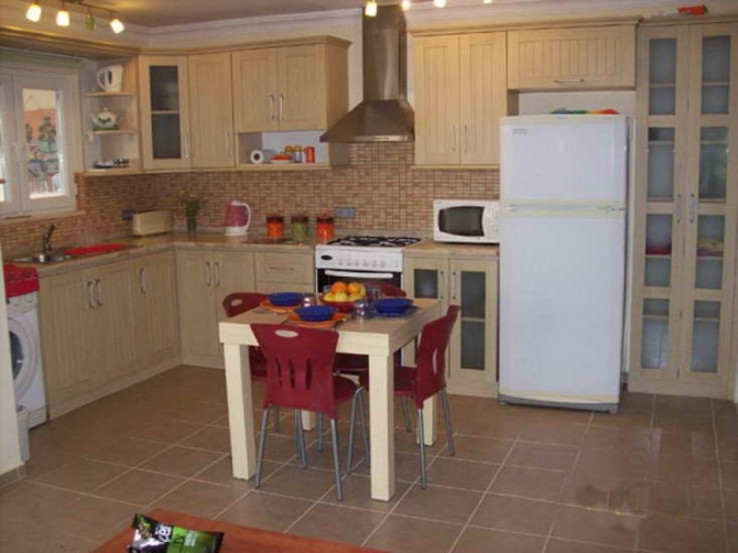 Bargain villa close to the beach in koca calis for Kitchen units for sale in zimbabwe