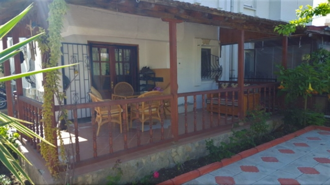 Bargain Semi Detached Villa For Sale in Calis