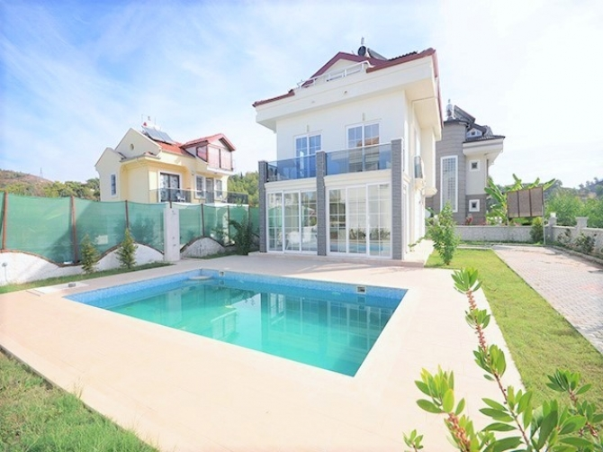 Brand New Villa Near to Calis Beach