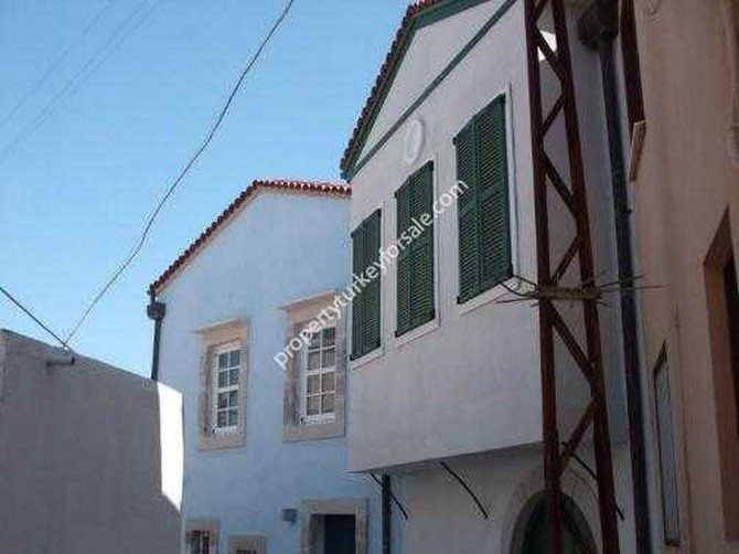 Old Cesme House After Renovation