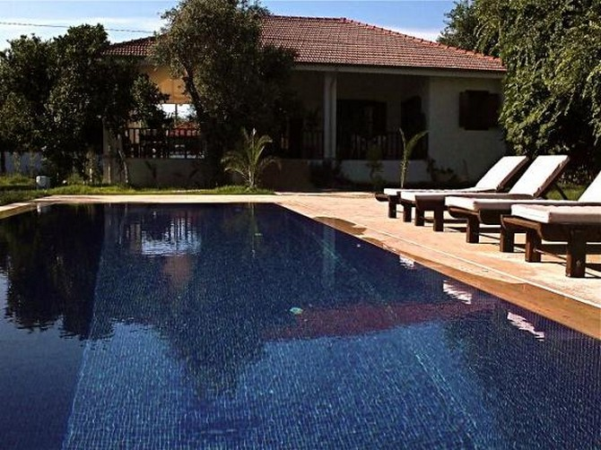 Authentic Dalyan Bungalow with Private Pool 2 Bedrooms for sale