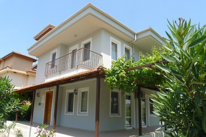 Character Dalyan Villa 3 Bedrooms with Private Pool