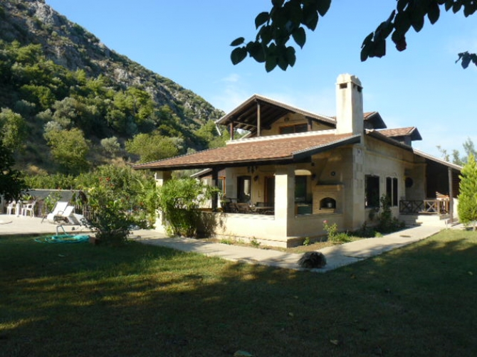 Beautiful Dalyan Nature Villa