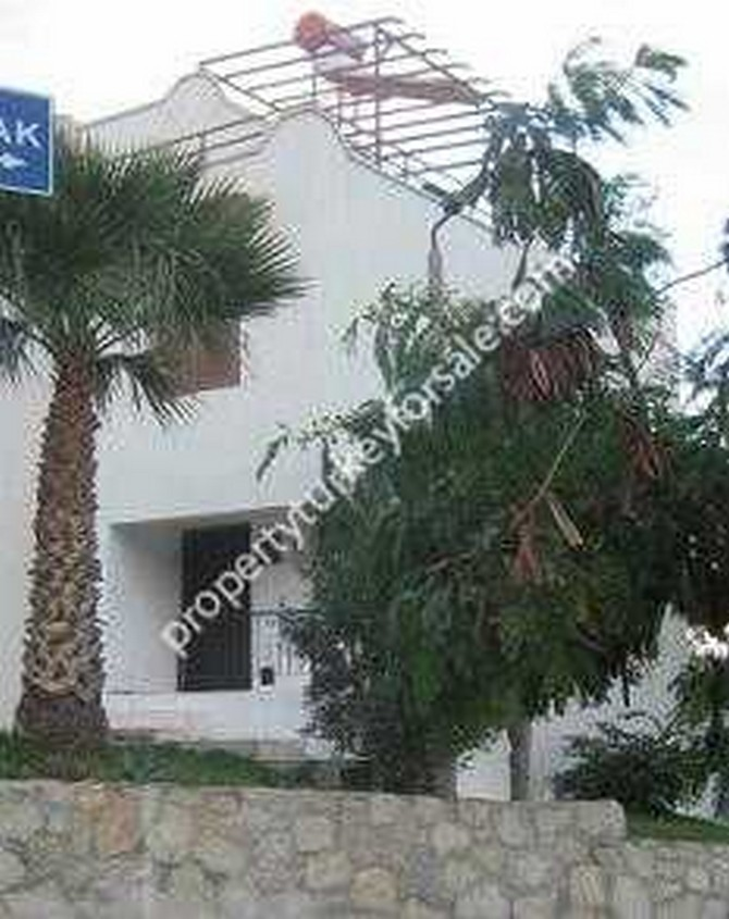 Datca Duplex Apartment with Excellent Sea View