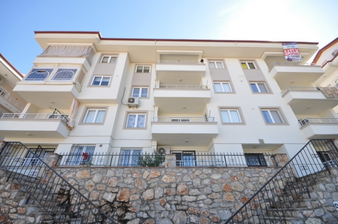 Luxurious 2 Storey Apartment With Sea View in Fethiye