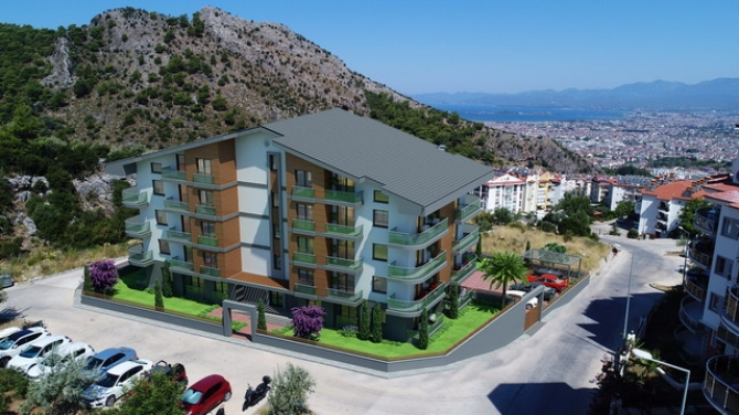 Off-Plan Apartment Project in Fethiye