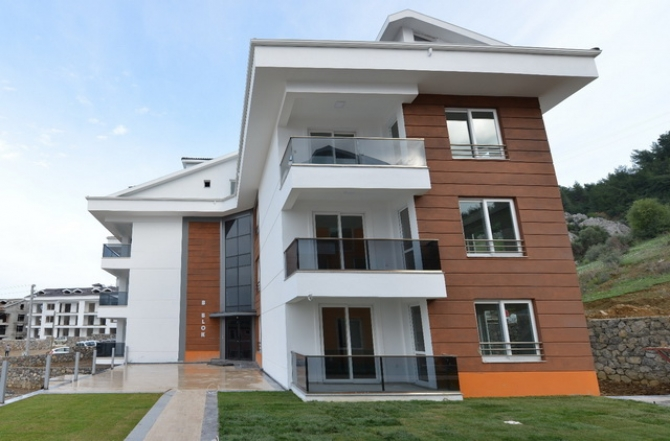 Luxurious Off Plan Project in Fethiye