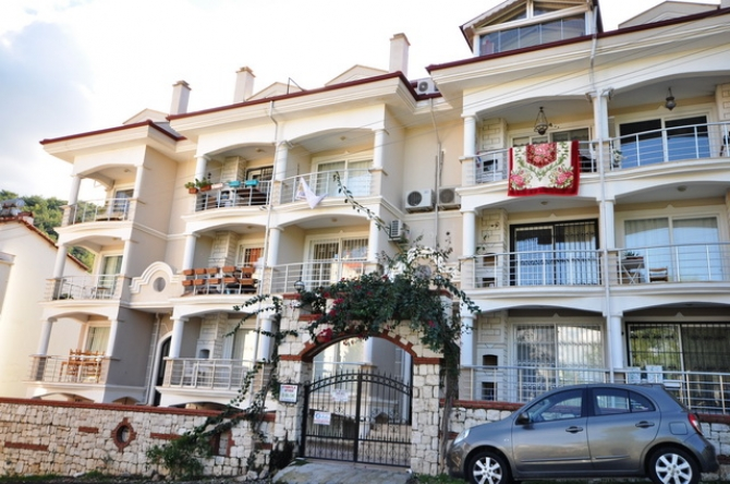 2 Bedroom Fethiye Apartment For Sale