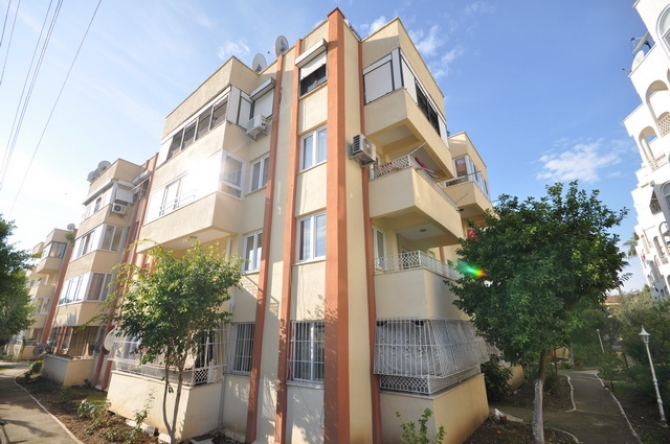 Bargain Three Bedroom Apartment For Sale in Fethiye