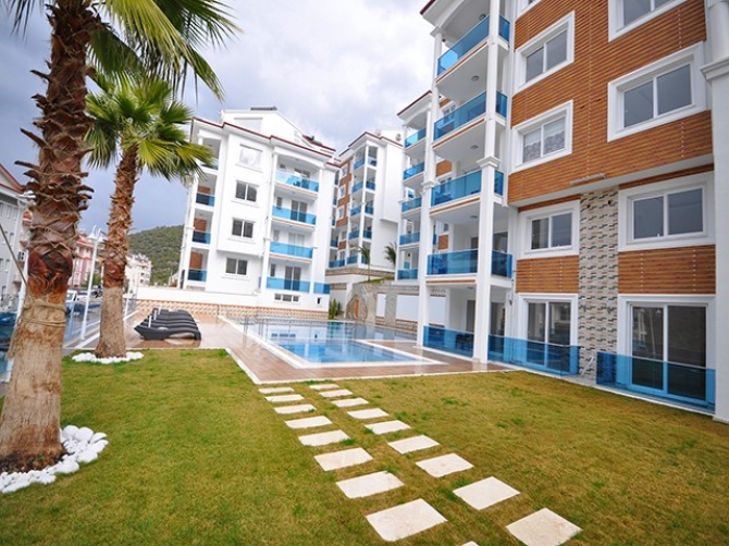 Brand New Luxury Apartments in Fethiye