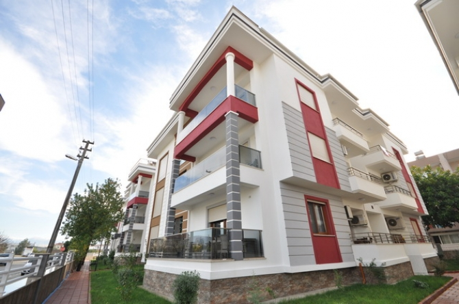 Spacious Brand New Fethiye Apartment in a Great Location
