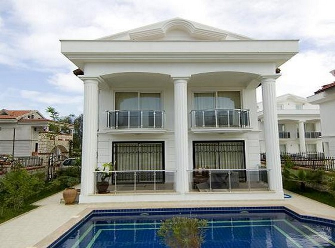 Villa in Fethiye with Private Pool 3 Bedrooms for sale