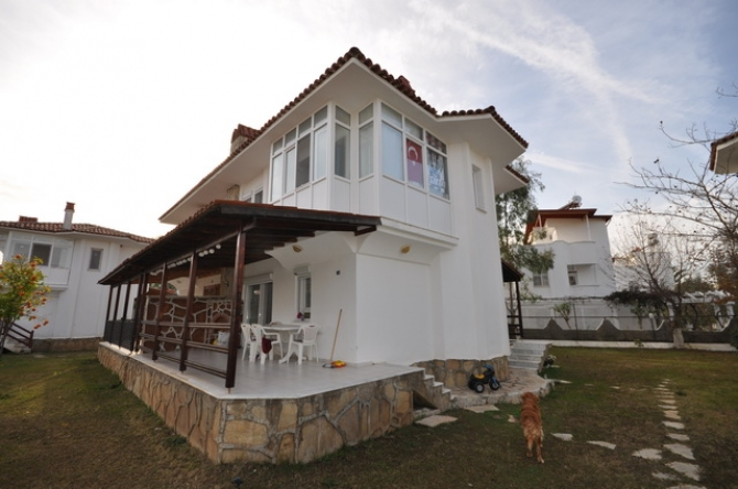 Bargain Priced Villa in Calis
