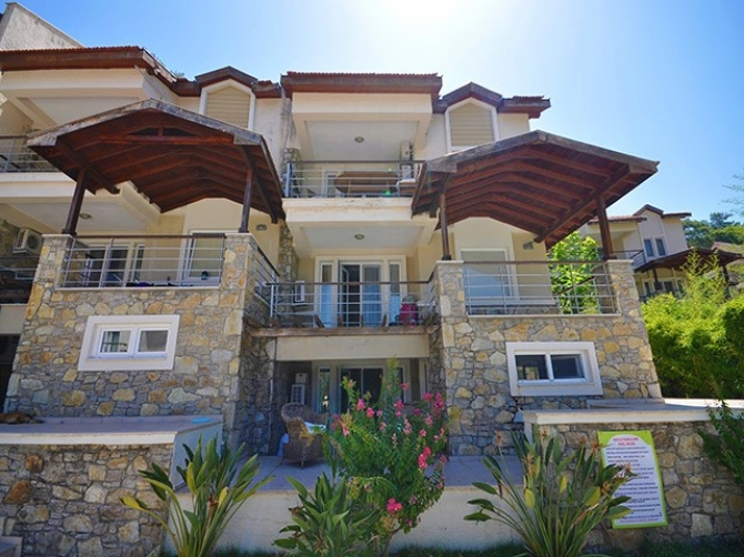 Fully Furnished Apartment in Gocek