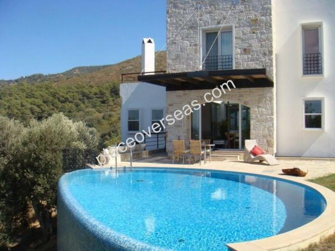 Spacious Gokcebel Villa Private Pool 4 Bedrooms