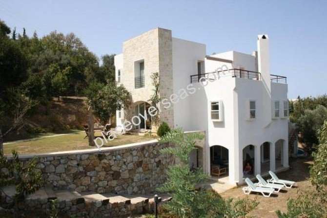 spacious villa with lovely views