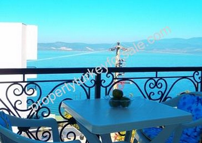 Seafront 2 Bedroom Apartment in Gulluk Bodrum